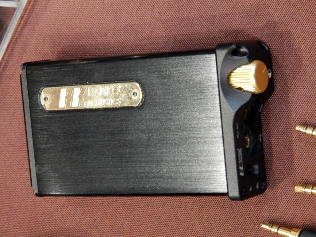 Ranko Acoustics REA-100 Portable Amplifier CanJam SoCal 2019