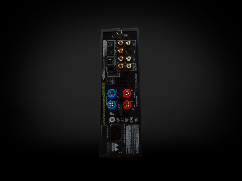 The NAD D 3045 Hybrid Digital DAC Amplifier – Amazing Value