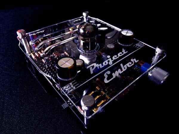 GARAGE1217 PROJECT EMBER - Headphone Guru