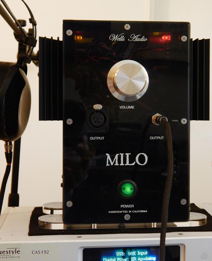 Wells Audio Milo