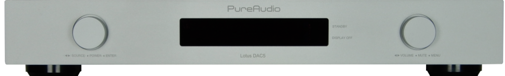 Pure Audio Labs Lotus DAC 5