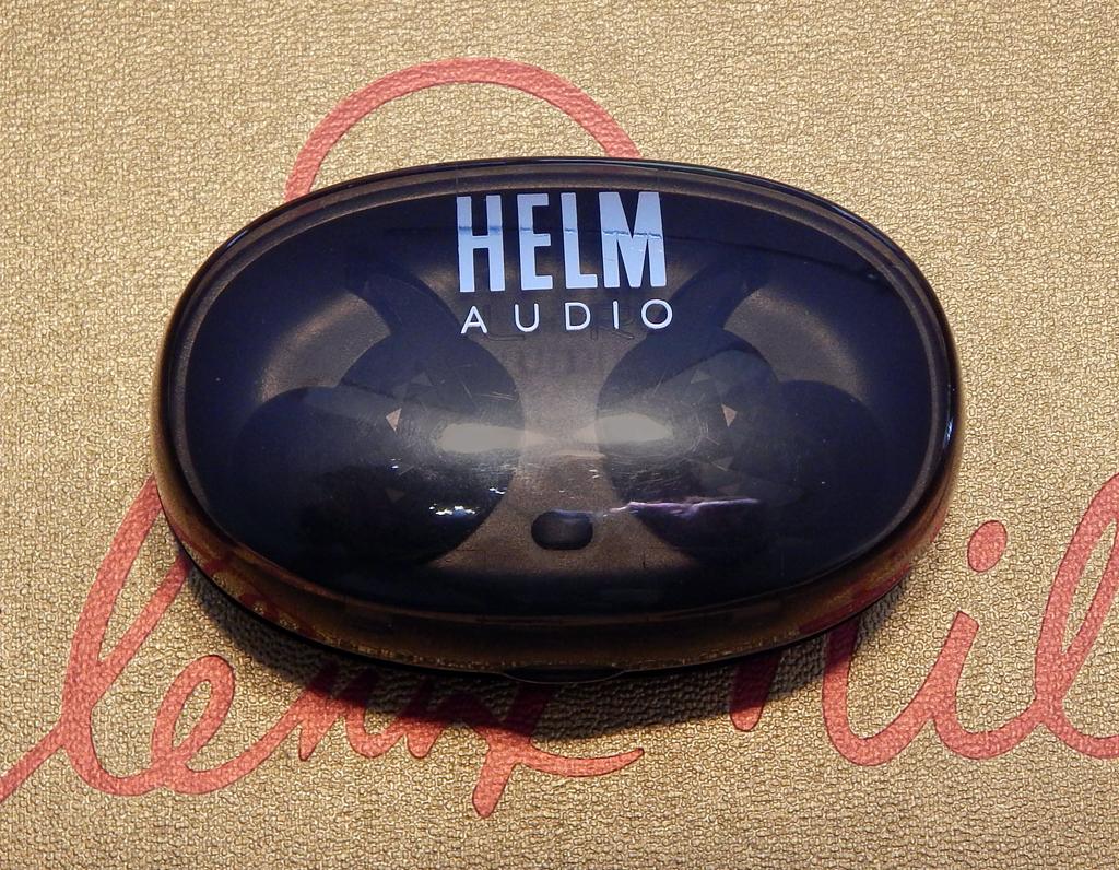 HELM Audio TW5 True Wireless Headphones