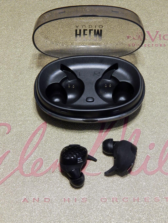 HELM TW5 True Wireless Headphones