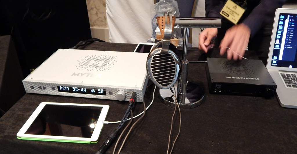 Mytek at RMAF 2019 (Rocky Mountain Audio Fest)