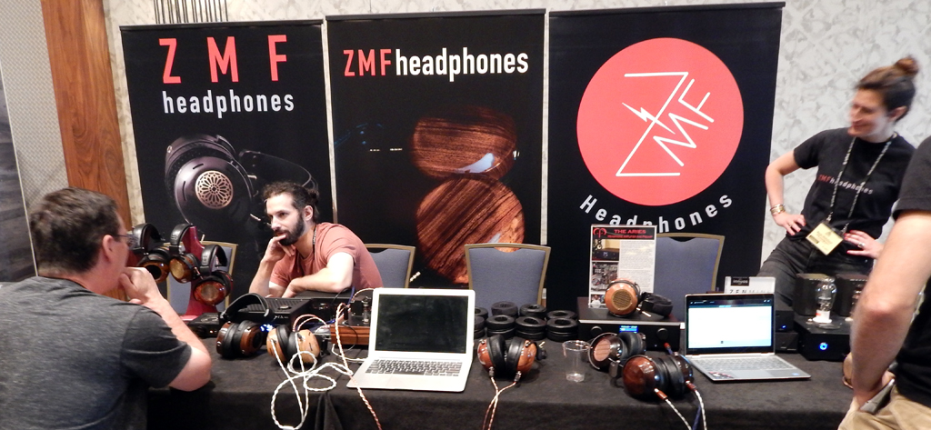 ZMF Headphones at RMAF 2019 (Rocky Mountain Audio Fest)