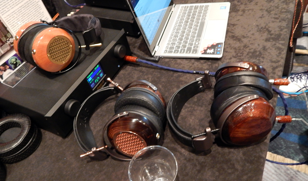 ZMF AEOLUS Headphones, SparkoS Labs The Aries Headphone Amplifier/Preamp, ZMF AEOLUS LTD Headphones, ZMF VÉRITÉ C LTD Headphones