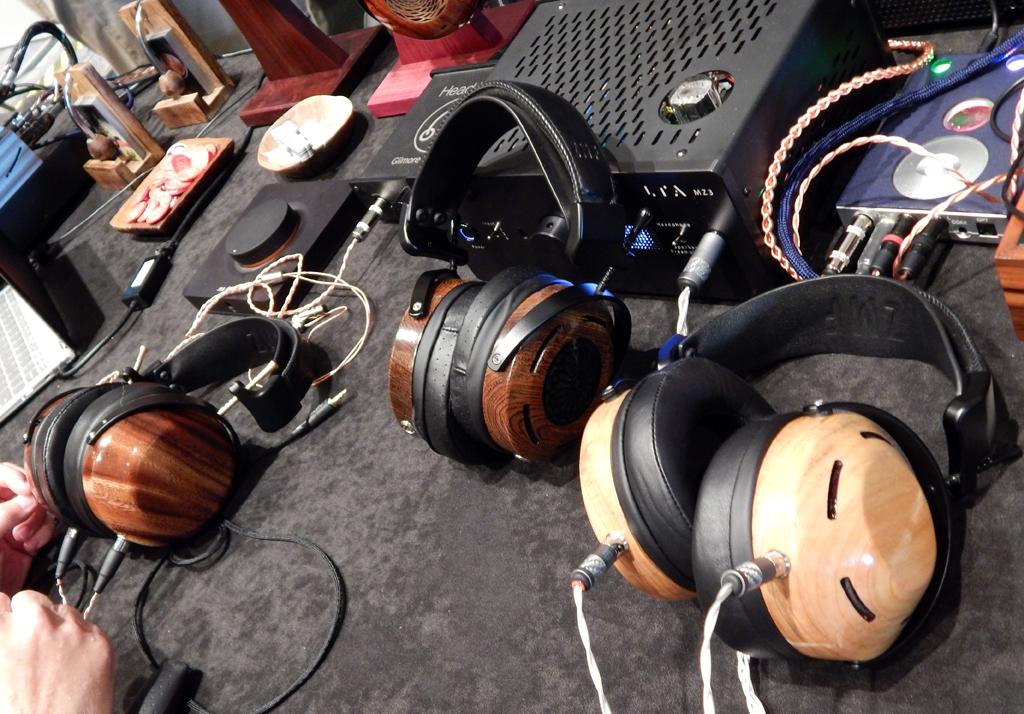 ZMF VÉRITÉ Closed Headphones, ZMF AUTEUR LTD Headphones, ZMF EIKON Headphones