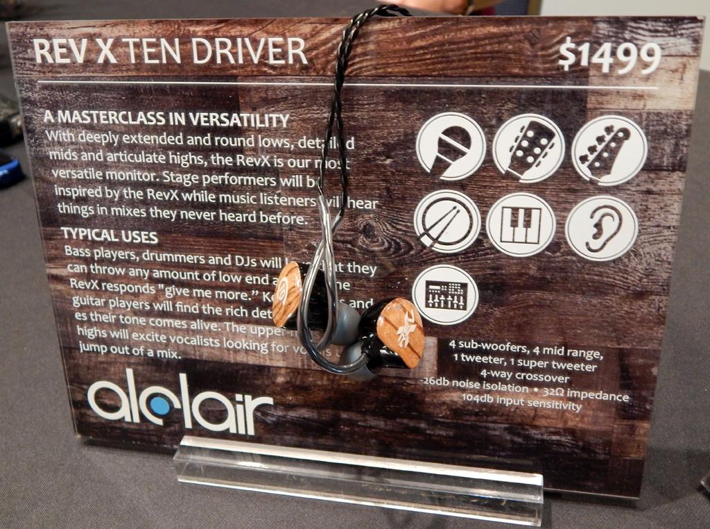 alclair RevX Ten Driver CIEM