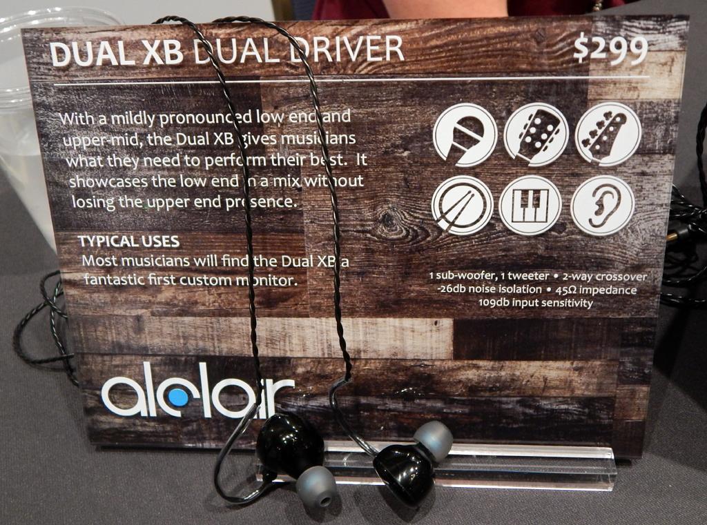 alclair Dual XB Dual Driver CIEM