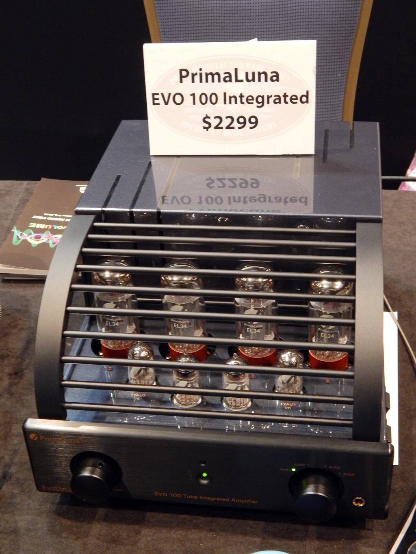 PrimaLuna EVO 100 Integrated Amplifier