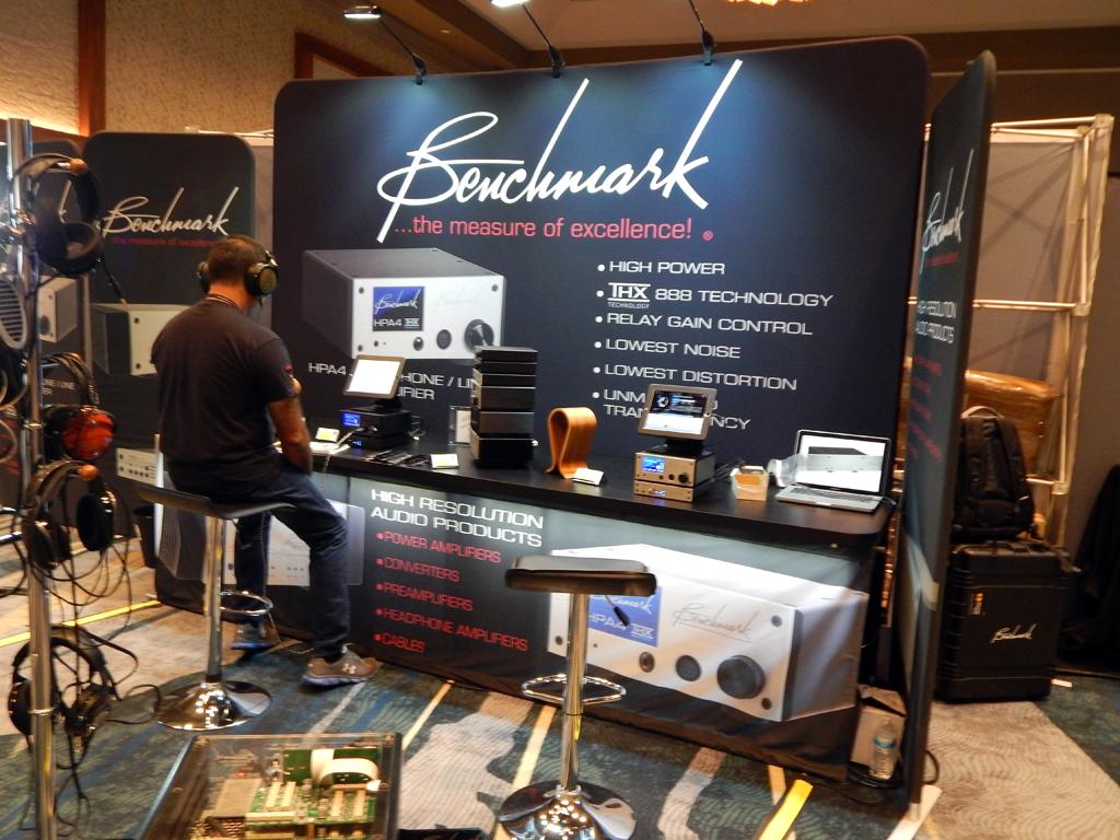 Benchmark @ Rocky Mountain Audio Fest 2019 - RMAF 2019