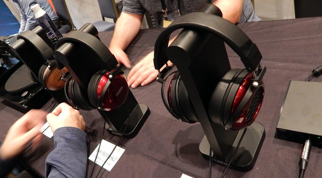 Fostex TH610 Headphones, Fostex TH900 Headphones, Fostex TH900mk2 Headphones, Fostex HP-4A DAC/Headphone Amplifier