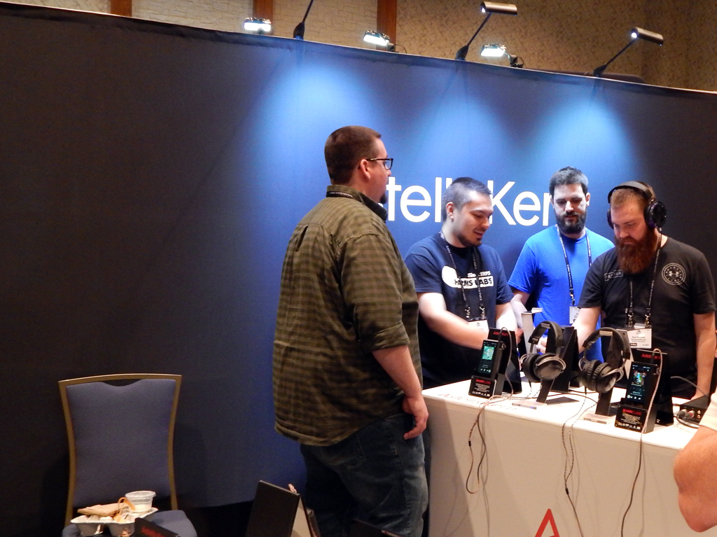 Astell&Kern @ Rocky Mountain Audio Fest 2019 RMAF 2019