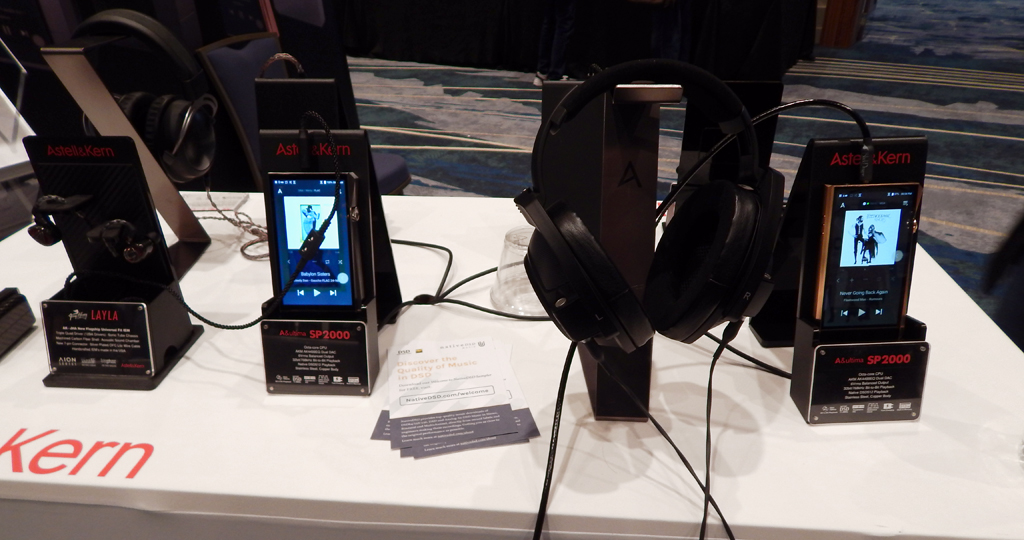 Astell&Kern/JH Layla IEM, Astell&Kern A&Ultima SP2000 DAP, Sennheiser HD820 Headphones, Astell&Kern A&Ultima SP2000 DAP