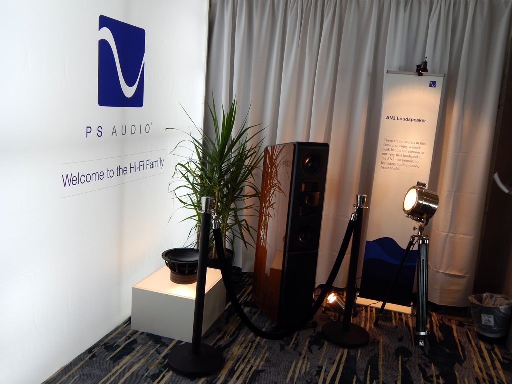 PS Audio @ Rocky Mountain Audio Fest 2019 RMAF 2019