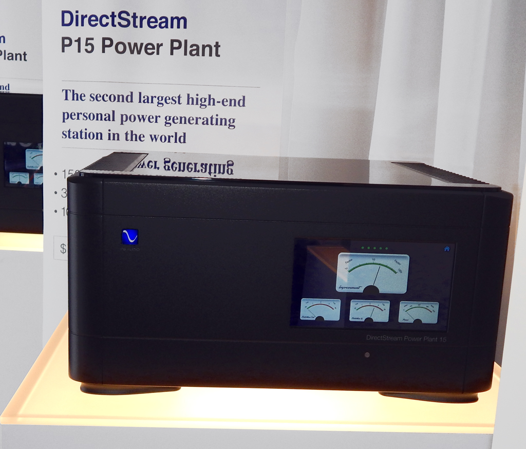 PS Audio DirectStream P15 Power Plant