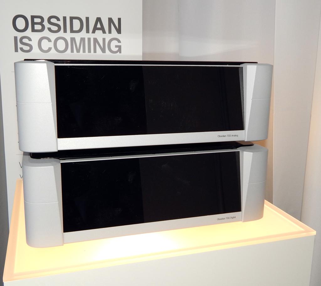 PS Audio Obsidian TSS DAC