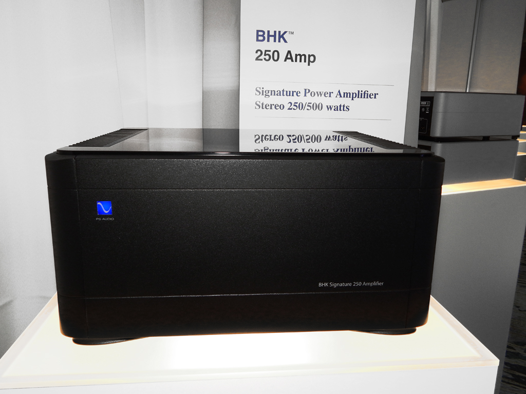 PS Audio BHK Signature Power Amplifier