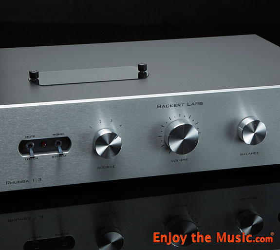 Backert Labs Rhumba Extreme 1.3 Preamplifier