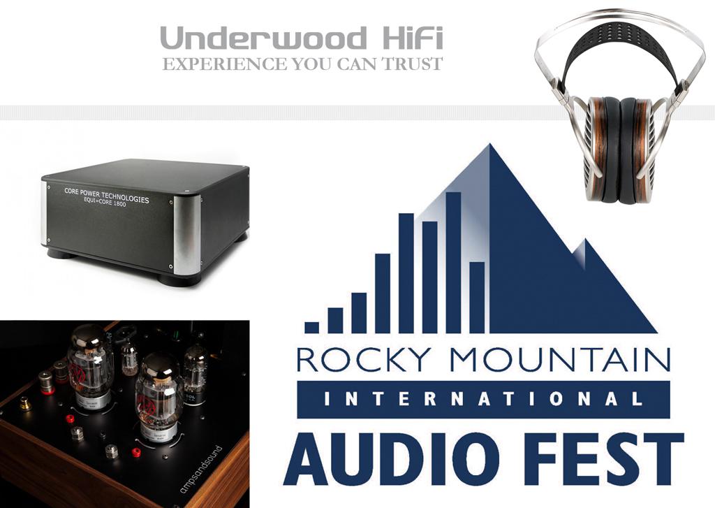 RMAF 2019 (Rocky Mountain Audio Fest)