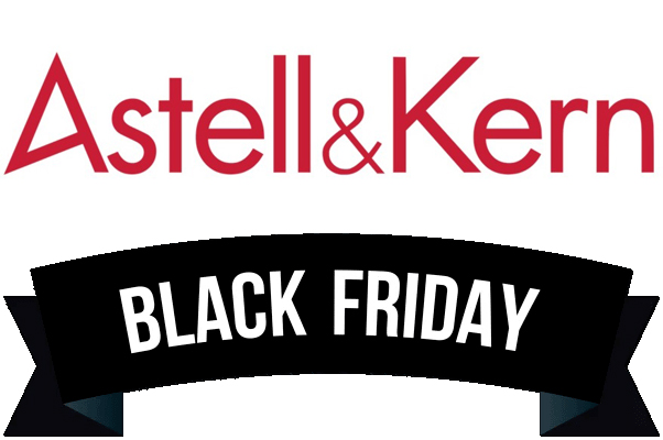 Astell&Kern Black Friday Sale