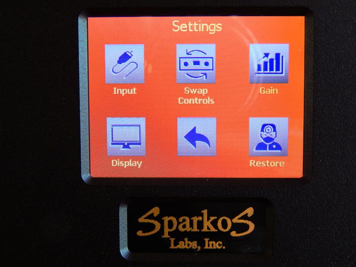 SparkoS Labs Aries Headphone Amplifier