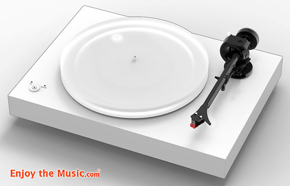 Pro-Ject X2 Vinyl LP Turntable Review